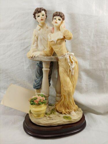 "Vintage - LaVie STYLE # F100 ""Classical Romance"" 8"" Figurine LEVITZ FURNITURE"