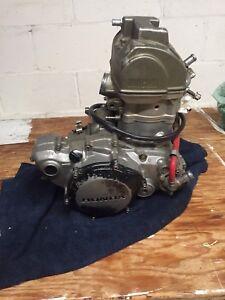 2007 Honda trx450 motor