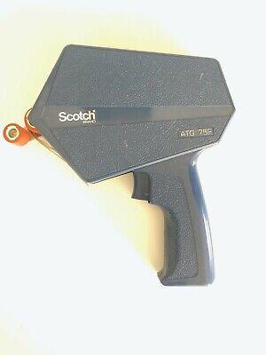 Scotch Atg 752 Adhesive Transfer Applicator Tape Dispenser Gun