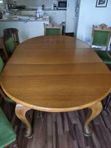 1910 Edwardian Antique dining table