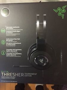 Razer Thresher tournament edition headset