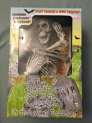 The Skeleton in the Closet - A Halloween Tradition