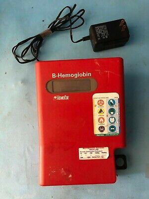 Hemocue B-hemoglobin Photometer System Blood Glucose Analyzer