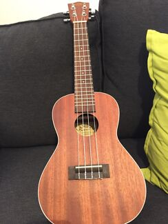 Brand new ukulele Lanikai concert lu21ce Yokine Stirling Area Preview