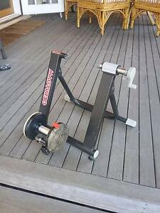 Bicycle trainer exercise stand Holsworthy Campbelltown Area Preview