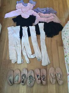 Ballet clothing