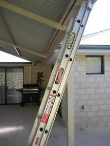 Aluminium extension ladder Eaton Dardanup Area Preview