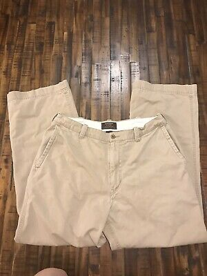 Abercrombie And Fitch Pants Mens Size 34 R Khaki Trousers