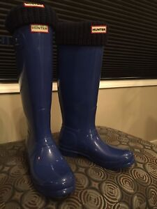 Authentic Hunter rain boots