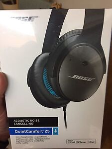 Bose QC 25. New Sealed in box