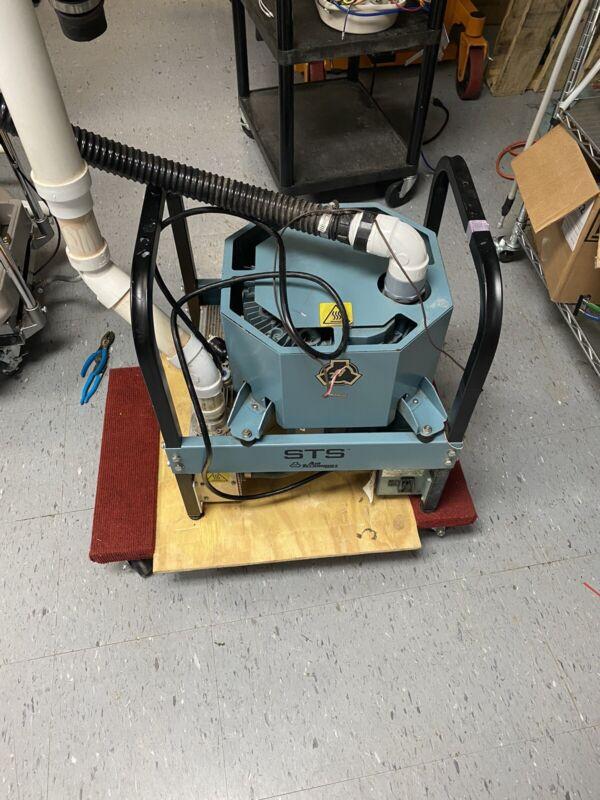 Air Techniques STS-3 Dry Dental Vacuum Unit