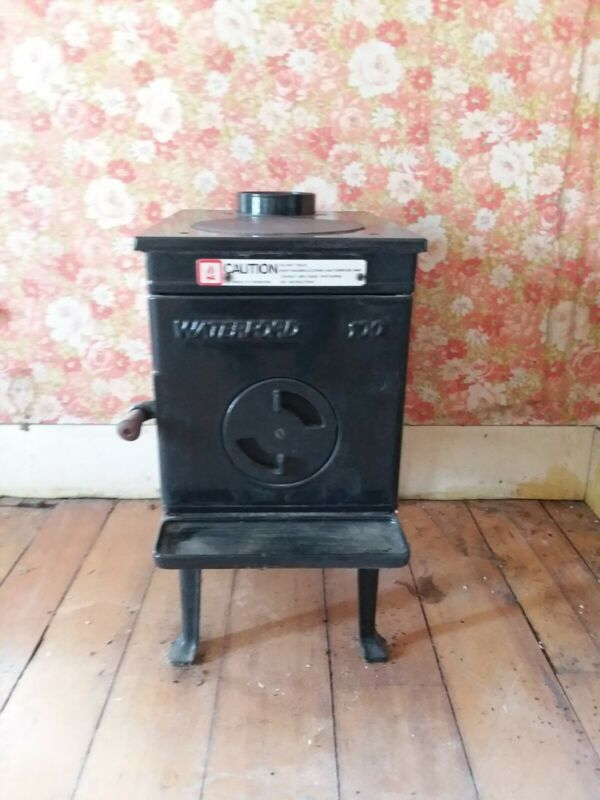 Waterford wood burning stove.  Great condition small and compact to fit anywhere