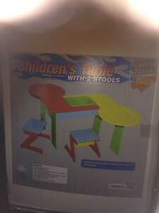 Kids/Childres Play Table Suitable For Lego Warrandyte Manningham Area Preview