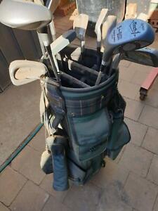 Dynacast golf club set