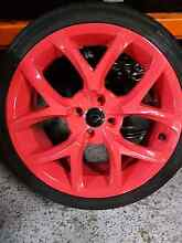 17inch Alloys package Revesby Bankstown Area Preview