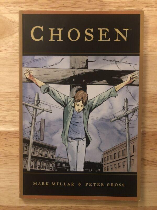 CHOSEN (2004) Mark Millar 1st Print Edition TPB Dark Horse American Jesus Book 1