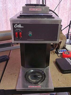 Curtis Cafe2db10a000 Coffee Brewer W 1 Lower 1 Upper Warmer