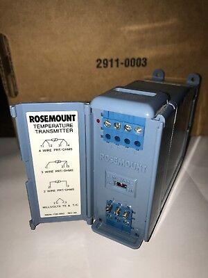 Rosemount Temperature Transmitter 644ranaq4