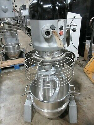 Hobart 60qt Pizza Dough Mixer W Bowl Guard Refurbished See List Of Work Done