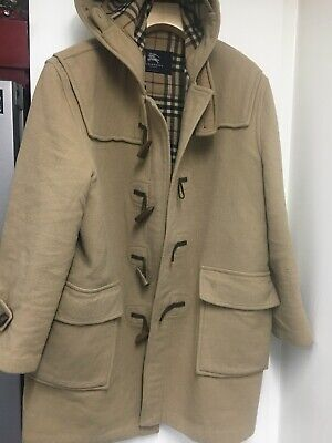 Ladies Womens chic LONDON by BURBERRY duffle coat/jacket Size large. RRP £995.