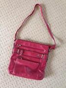 Ladies red handbag Macquarie Hills Lake Macquarie Area Preview
