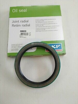 Skf 39933 Oil Seal