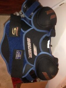 Hockey chest and shoulder protector for sale