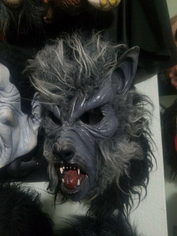 Original Be Something Studios Killer Wolf Vintage Halloween Mask