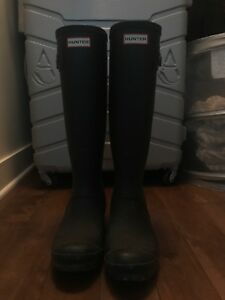 Hunter Boots - size 10