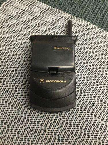 StarTac EE3 Motorola Vintage Cell Phone Grade A Condition