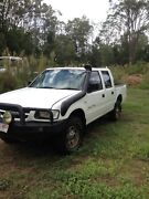 2002 Holden rodeo 4x4 twin cab ute Algester Brisbane South West Preview
