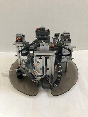 Robot Arm Clamps W 2 Advanced Illumination Lights