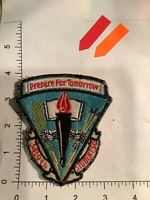 VINTAGE USAF 3419TH STUDENT  SQUADRON PATCH