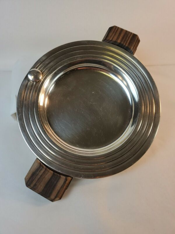 Deco Style Food Warming Plate-Christofle Oceanliner???