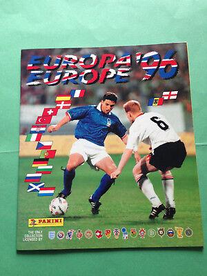 EUROPA 96 PANINI EMPTY-ALBUM VUOTO VERSIONE A PAGAMENTO