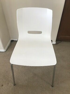 Commercial Restaurant White Allermuir Chair