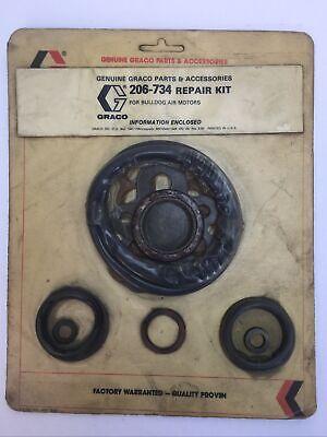 Graco Repair Kit 206-734 For Bulldog Air Motors