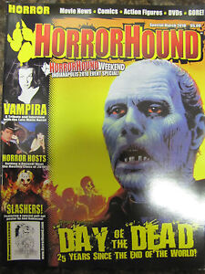 Horror Hound Special March 2010 Uncirculated Day of the Dead