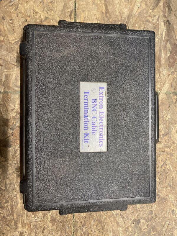 EXTRON BNC CABLE TERMINATION KIT See Description
