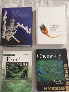CPET text books