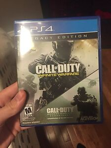 INFINITE WARFARE FOR PS4 CHEAP