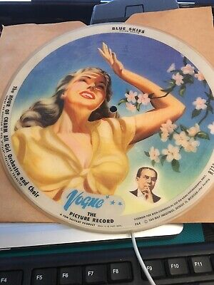 Blue Skies Irving Berlin (Vogue Picture Record R733 Blue Skies Irving Berlin Hour of Charm)