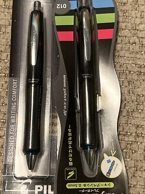Uneek Dr Grip Pen And Pencil Set Full Black And Silver Limited Edition Set