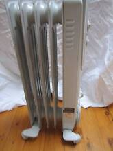 "ELECTRIC HEATER  ELECTRIC OIL HEATER x 2 "" AS NEW "" COLUMN HEATER Naremburn Willoughby Area Preview"