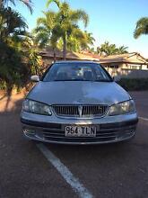 Urgent sale: 2000 Nissan Pulsar Sedan Rosslea Townsville City Preview