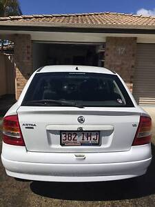 2004 Holden Astra Sedan Burleigh Waters Gold Coast South Preview