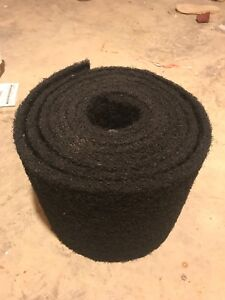 2/3 of a roll of cobra ridge-vent for roofing