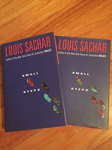 Small Steps- hardcover