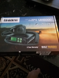 UNIDEN UH5000 TWO WAY
