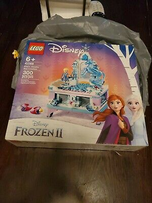 LEGO Disney Frozen II Elsa's Jewelry Box Creation 41168 NEW FREE SHIPPING